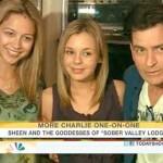 Charlie's 'Goddesses'?