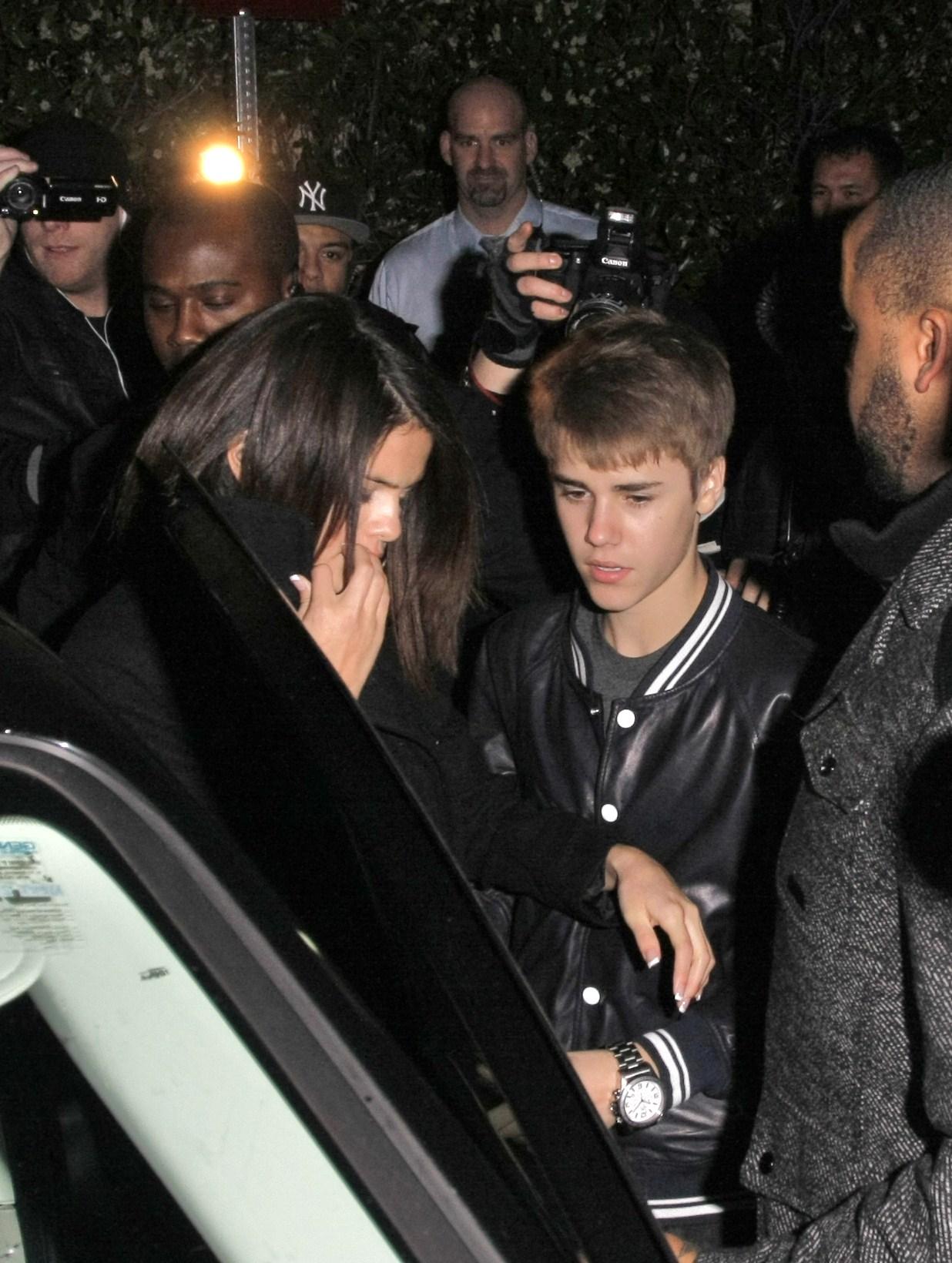 Justin Bieber & Selena Gomez's Birthday Date