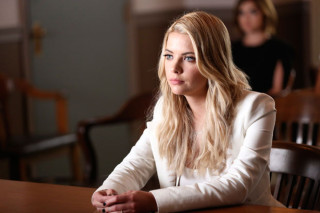 Ashley Benson Reveals Whether There's Hope for Haleb After All