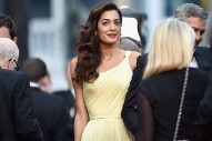Amal Clooney Reveals Her Role Model