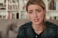 Amber Heard Speaks Out Against Domestic Violence in New PSA