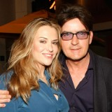 Brooke Mueller Is on the Run With Two of Charlie Sheen's Kids