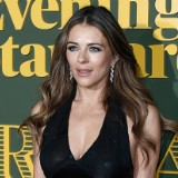 Elizabeth Hurley Is Hoping for a Royal Wedding for Prince Harry and Meghan Markle