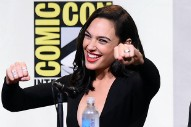 'Wonder Woman' Star Gal Gadot Pregnant with Second Child