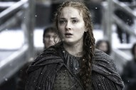 A 'Game of Thrones' Fan Theory About Sansa Stark Gets Shut Down
