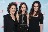 'Gilmore Girls' Cast Reunites for Netflix Premiere