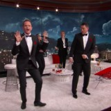 Watch: Channing Tatum, Julia Roberts, Halsey and More Sing for Charity on 'Jimmy Kimmel'