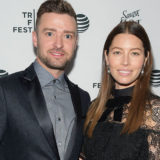 Jessica Biel Pokes Fun at Justin Timberlake's Voting Snafu