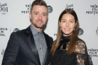 Jessica Biel Pokes Fun at Justin Timberlake's Voting Snafu, and He Responds Appropriately