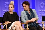 Kaley Cuoco Shares Kinky Selfie with Johnny Galecki from Behind the Scenes of 'Big Bang Theroy'