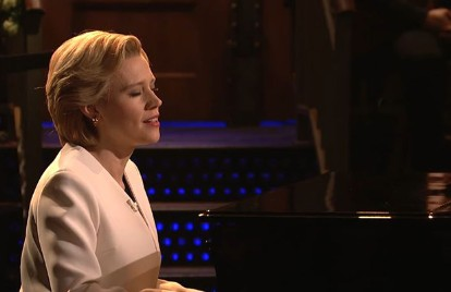 WATCH: Kate McKinnon's 'Saturday Night Live' Cold Open Might Actually Make You Cry