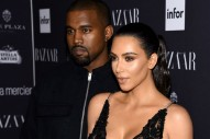 Kim Kardashian Misses Angel Ball Gala to Be with Ailing Kanye West