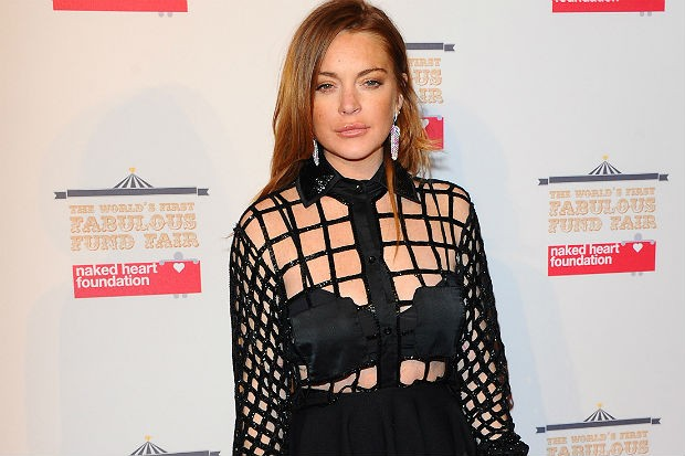 Lindsay Lohan adopts freaky new accent in interview and gives baffling explanation