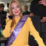 Lindsay Lohan Launches New Accent-Based Clothing Line, Teases 'Mean Girls' Dance
