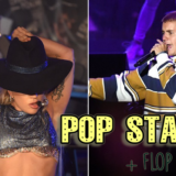 Pop Stars and Flop Stars!