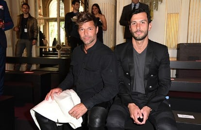 Ricky Martin Is in Love, Engaged and Going to Vegas