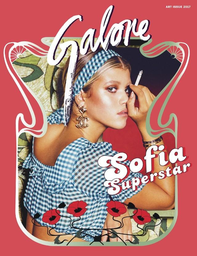 Sofia-Richie-Galore-Cover