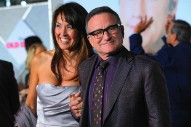 Robin Williams' Widow Says Dementia, Not Depression, Led to Actor's Suicide