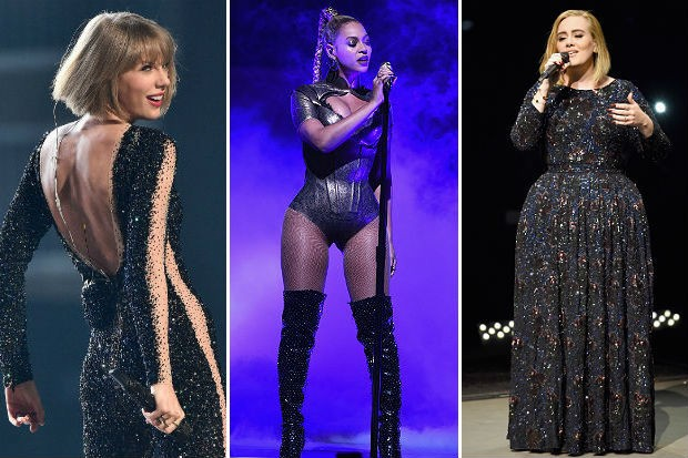 Taylor-Swift-Beyonce-Adele
