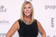 Topless Photo of Real Housewife Vicki Gunvalson Triggers FBI Porn Complaint