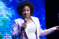 Wanda Sykes Curses at Audience Who Booed Her Anti-Trump Set