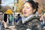 Shailene Woodley's Emotional Dakota Pipeline Protest Leads This Weekend's Hottest Star Sightings