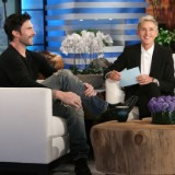 Adam Levine Explains How Ellen DeGeneres Helped Name His Daughter