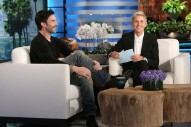 WATCH: Adam Levine Explains How Ellen DeGeneres Helped Name His Daughter