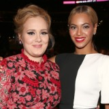 Beyoncé Is Just as Obsessed with Adele as You Are