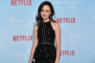 Alexis Bledel Doesn't Think Rory Was 'Emotionally Invested' in Her Shocking Relationship