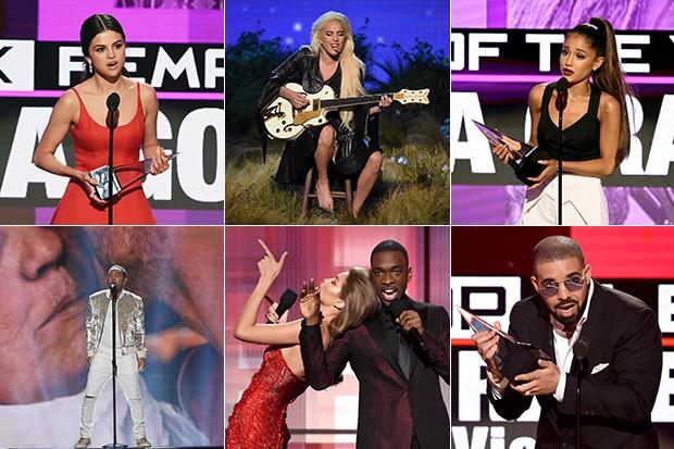 2016 American Music Awards: Show Photos