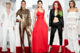 2016 American Music Awards: Best and Worst Dressed