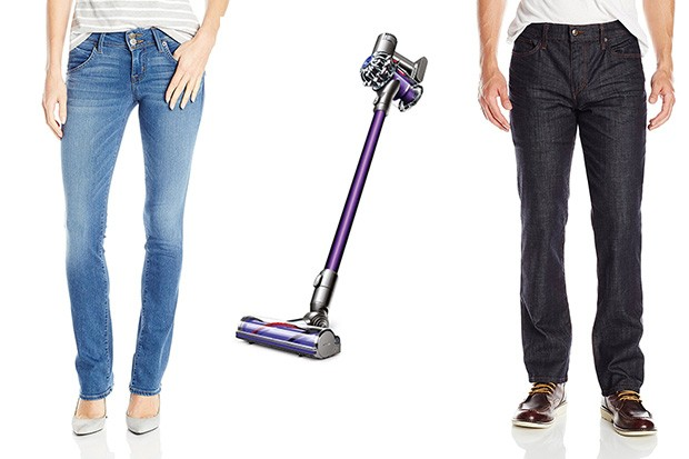 Deals of the Day: Men's and Women's Jeans, Dyson Animal