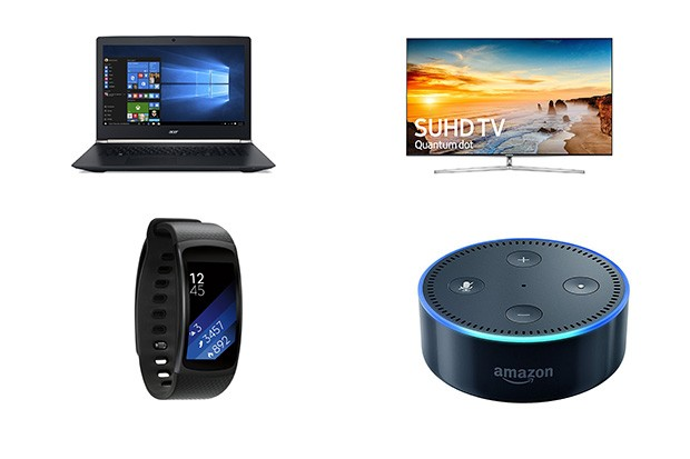 Black Friday Electronics Deals: Samsung, Acer, Amazon Dot and More