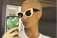 Amber Rose Announces She's Taking a Break from Social Media