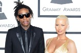 WATCH: Wiz Khalifa Buys Roses for Amber Rose After Having Dinner Together