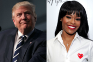 Azealia Banks Calls Donald Trump Her 'F*cking Hero' After His Election Win
