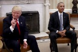 Here's What Happened When President Barack Obama Met with Donald Trump
