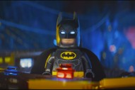 WATCH: The Official Trailer for 'The Lego Batman Movie' Is Here