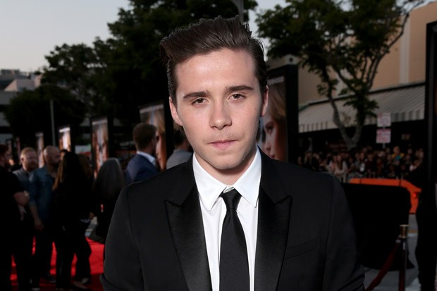 Brooklyn Beckham at the Premiere of 'Neighbors 2'