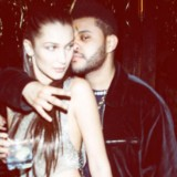 Exes Bella Hadid and The Weeknd Reunite in Paris Ahead of Victoria's Secret Fashion Show