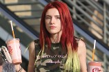 Breaking Hair News: Bella Thorne and Sister Dani Rock Matching Fiery Red and Green Hair