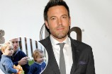 Ben Affleck's Son Once Had a Playdate with Prince George and Princess Charlotte