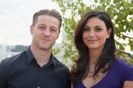Morena Baccarin Flashes Engagement Ring From Ben McKenzie