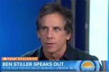 WATCH: Ben Stiller Says He Is 'Cancer-Free' Following Prostate Cancer Diagnosis