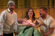 WATCH: Anna Kendrick, Billy Eichner, and James Corden Perform the 'Soundtrack to Growing Up'