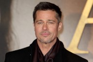 This Is How Brad Pitt Spent His Thanksgiving