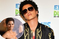 Halle Berry Makes a Cameo on Bruno Mars' New Album '24K Magic'