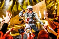 Bruno Mars Announces 24K Magic World Tour