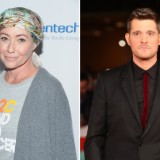 Shannen Doherty Offers Advice to Michael Bublé